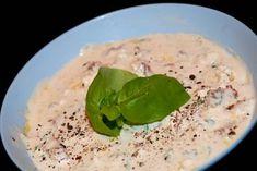 Kan tänka mig att den b Dove Recipes, Dressing, Foie Gras, Lchf, Chocolate Recipes, Food For Thought, Hummus, Tapas, Vegetarian Recipes