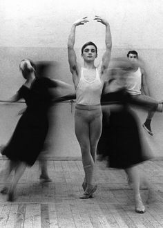 "climbing-down-bokor: "" Student at the State Opera, East Berlin, photo by Herbert List/© Magnum Photos "" Herbert List, Robert Frank, Ballet Boys, Ballet Dancers, Modern Photography, Dance Photography, Stunning Photography, Artistic Photography, Men Dress Up"