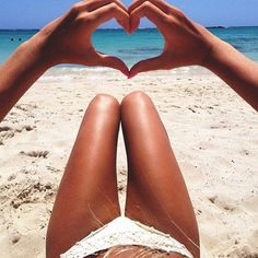 Day 1: Beach Selfie!!!! #SandalsHoneymoon