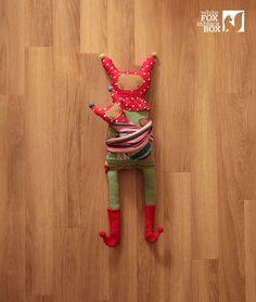 Muñecas artesanales con portabebés