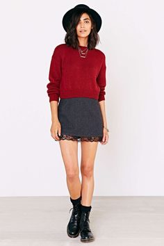 Glamorous Classic Pullover Sweater