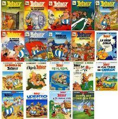 Asterix y Obelix  - TODOS