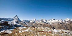Ritebook: Gornergrat | The Second Highest Railway in Europe