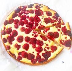 Gluténmentes málnás-túrós lepény Zelleitündi módra – Zellei Tündi lisztkeverékek Pepperoni, Pizza, Food, Essen, Meals, Yemek, Eten