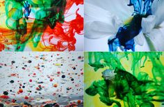 """Wow! Oh my gosh! Cool!"" This is what your friends will say when they see your gorgeous photos of food coloring in water. These shots are not only incredible but surprisingly easy!"