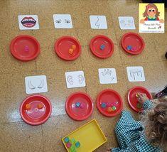3 Year Old Activities, Number Activities, Preschool Activities, Montessori Math, 3 Year Olds, Reggio Emilia, Education, Plaza, Infants