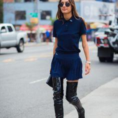 Patricia Manfield Street Style Street Fashion Streetsnaps by STYLEDUMONDE Street Style Fashion Photography