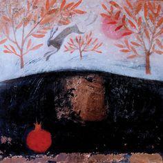 Catherine Hyde -beneath the ruby moon