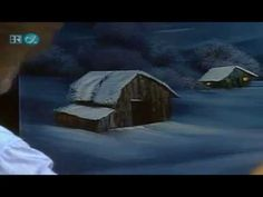 Bob Ross The Joy of Painting Season 19 Episode 12 Evening Space - YouTube