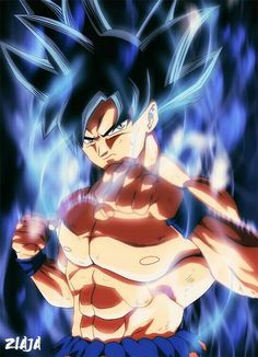 Don't mess with Son Goku.