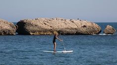 Pagaie, Sup, Stand Up Paddle, Mer, Sport