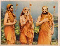 Indian Saints, Saints Of India, Hindu Deities, Hinduism, Bhagavata Purana, Lord Vishnu Wallpapers, Hindu Dharma, Lord Murugan, Hindu Mantras