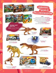32 page of toys with top brands at Myer Catalogue Toy Sale June Check out all the deals in this catalogue.
