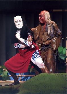 NAKAMURA Kichiemon II (1944~), National Living Treasure of Japan as a Kabuki actor 二代目中村吉右衛門(人間国宝)