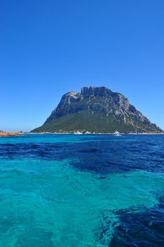 Tavolara Island, Sardegna.