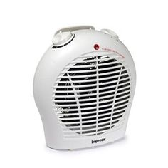 This Watt Electric Fan Compact Heater with Thermostat has fan forced heat with dual heat settings. There are 3 fan settings for the fan, low heat, high heat. The thermostat has adjustable control.