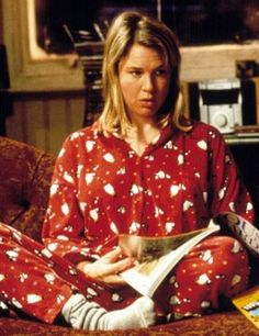 Renée Zelwegger in Bridget Jones Diary. Colin firth being young and dashing, Renee being foolish and a reflection of some dimension of yourself, comedic relief and great romance story - what's not to love. Definitely the ultimate go to feel good movie :)