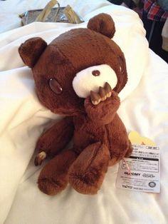 my chocolate gloomy bear <3