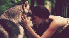 One with nature. Be Wolf, Iron Maiden Posters, Wolves And Women, Hemlock Grove, Wolf Spirit Animal, Wolf Girl, Wild Dogs, Jolie Photo, Mythical Creatures