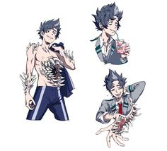 Olha as ideias my hero academia, hero academia characters, fictional charac Superhero Characters, Hero Academia Characters, My Hero Academia Manga, Anime Characters, Character Creation, Character Concept, Character Art, Monster Concept Art, Monster Art