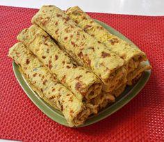 Clatite din dovlecei - Bunătăți din bucătăria Gicuței
