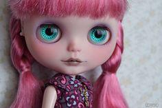 RESERVE for Ashleytyler2 - Snowflake Sonata Blythe doll