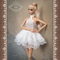 Más tamaños | Dress for FR, monogram by eifeldolldress | Flickr: ¡Intercambio de fotos!