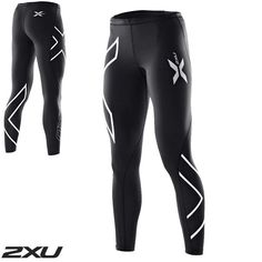 2XU New Women's Compression Tights for Crossfit Fitness | Brisbane Australia | Energia Sports - Online Endurance Sports Shop