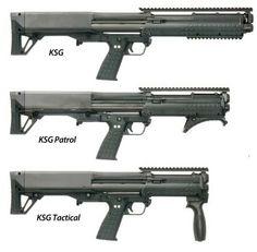 KELTEC KSG PATROL SBS 16.1 SHOTGUN 12RD SHORT : Short Barrel Rifles (SBR) at GunBroker.com