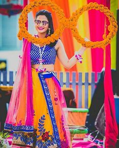 Striking and Fascinating Props Ideas for Mehndi Ceremony Wedding Hall Decorations, Desi Wedding Decor, Marriage Decoration, Wedding Events, Wedding Entrance, Backdrop Decorations, Backdrops, Mehendi Decor Ideas, Mehndi Decor
