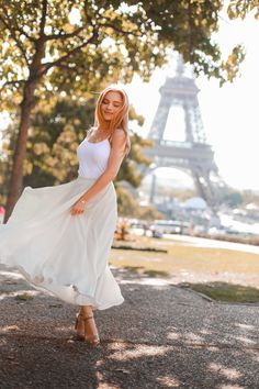 Picture of Julia Adamenko Julia, Hair Makeup, White Dress, Glamour, Celebrities, Pictures, Inspiration, Dresses, Characters