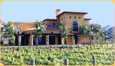 Melville Winery - Lompoc, CA - About 2 miles from my house.  Beautiful winery!