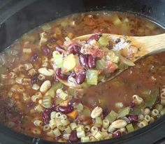 Good for What Ails Ya Soup  http://slowcooker-pasta.cooktopcove.com/2016/08/08/mix-these-5-ingredients-in-a-slow-cooker-for-a-soul-warming-dinner-treat/?src=fbfan_54623&t=fbsub_casserolekitchen