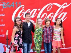 """""""Girl Meets World"""" Cast At Variety's Power Of Youth Event July 27, 2013"""