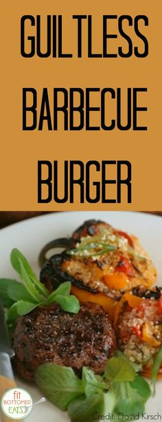 A healthier burger that's super tasty! | Fit Bottomed Eats