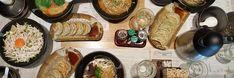 A feast of Japanese food at Ramen Yushoken