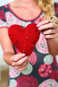 Ravelry: Heart pattern by Susie Johns