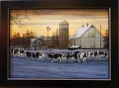 "Framed Fine Country Art ""A Place Called Home"" Mohr Bonnie http://www.amazon.com/dp/B00JTZKHD2/ref=cm_sw_r_pi_dp_78ZBub1WF89TZ"