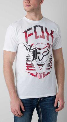 Fox Rust T-Shirt - Men s T-Shirts in White  166fe19cad4