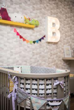 Quarto de bebê Lu Ferreira (Foto: Divulgação)