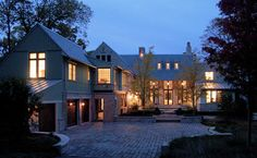 Lake Geneva 2 - traditional - exterior - chicago - by Culligan Abraham Architecture