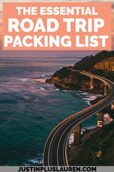 Planning a road trip adventure? Here's the ultimate road trip packing list with everything you need for an epic journey!   #RoadTrip #PackingList #Car #Driving #Travel   Road trip packing | Road trip essentials | Road trip USA | Road trip snacks | Road trip playlist | Road trip activities | Road trip with friends | Road trip tips | Road trip necessities | Road trip supplies | Road trip checklist Road Trip Checklist, Road Trip Packing List, Road Trip Essentials, Road Trip Hacks, Travel Packing, Travel Usa, Packing Lists, Road Trips, Travel Abroad