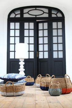 All new baskets by HKliving