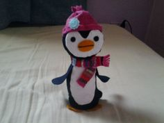 pinguim feltro