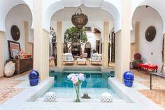 Dar Charkia - Le Dar Charkia vous accueille à Marrakech. Il propose un bassin…
