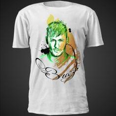T-shirt Neymar