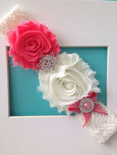 Headbands and hair accessories by Cutiesdressup on Etsy