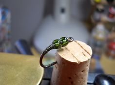 Fly Tying Lures GREEN BUZZER 2 x 1.00 by FlytyingSteve on Etsy, $1.00