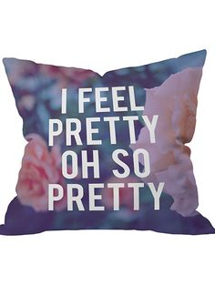 Self-Confidence Outdoor Throw Pillow