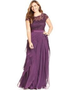 Plus size Prom dresses 2015 http://bigcurvylove.com/2015/03/08 ...